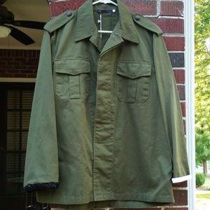 Harvey Faircloth Pullover Jacket